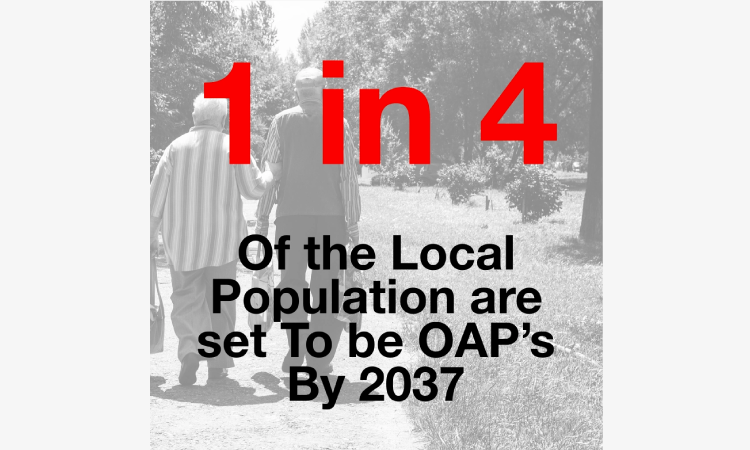 As OAP's set to rise to 1 in 4 of the Northwich Area's population by 2037 – Where are they all going to live?