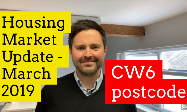 CW6 – Housing Market Update – March 2019