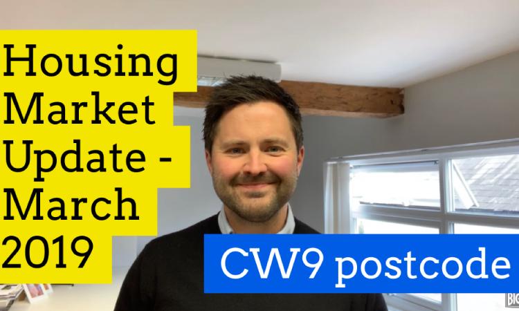 CW9 – Housing Market Update – March 2019