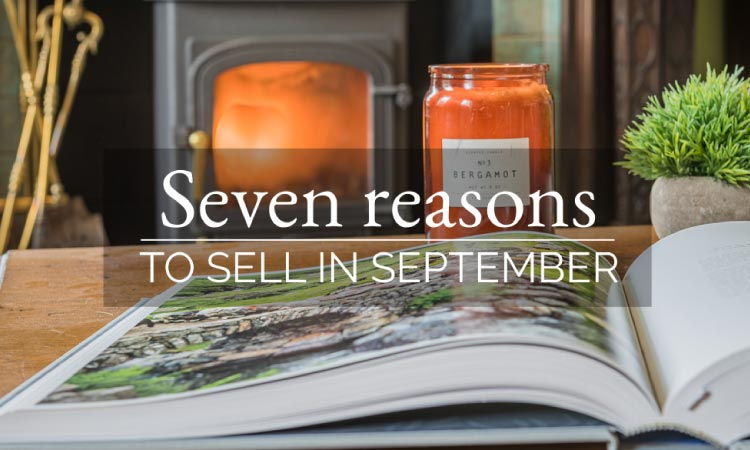 Seven reasons – TO SELL IN SEPTEMBER